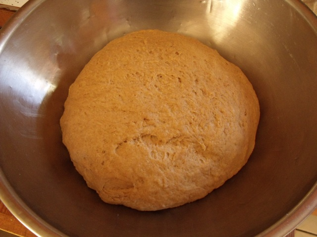 Whole Wheat Bread, NO WHITE FLOUR!~   CALLENS HONEY FARM