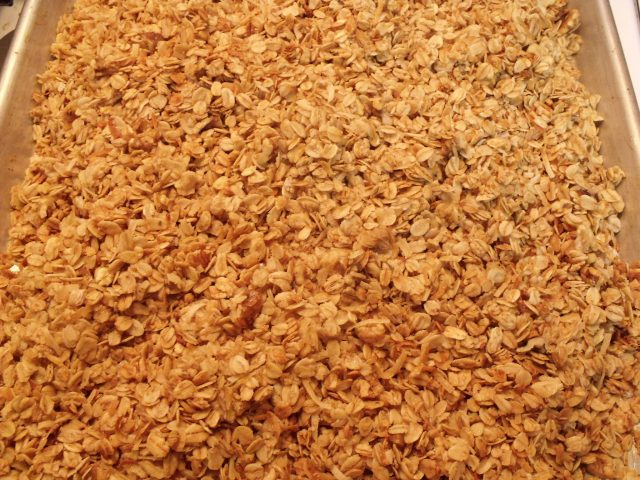 Honey Nut Granola.