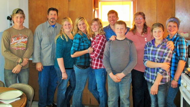 Thanksgiving Day Photo, 2014